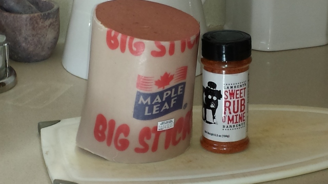 Recipe: Smoked Bologna   BBQ on the Rock